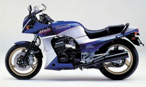 Kawasaki GPZ900R 92