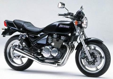 Kawasaki Zephyr 400 89