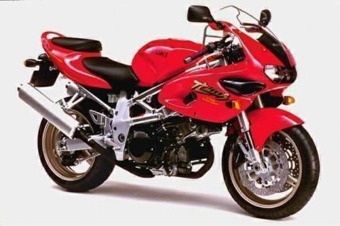 Suzuki TL1000S 3