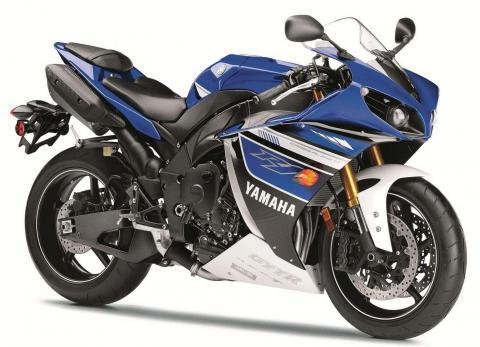 Yamaha YZF-R1 13 5