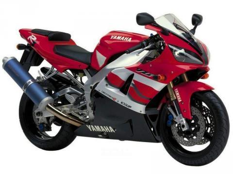 Yamaha r1 00 1