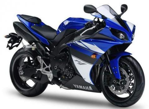 Yamaha R1 09