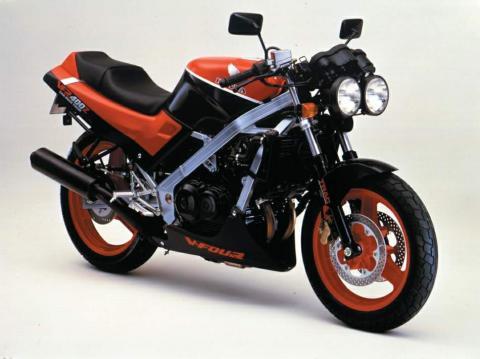 Honda VFR400Z 87 1.