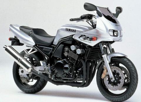 Yamaha FZ400 Fazer 97 1