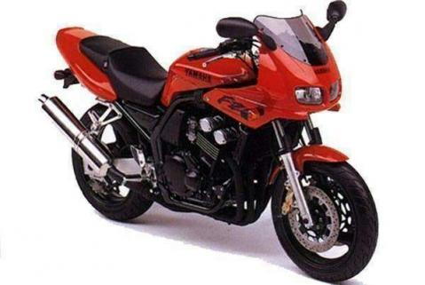 Yamaha FZ400 Fazer 97