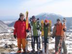 07自慢のスキー板