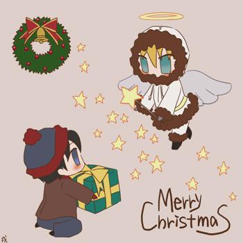 10年クリスマス