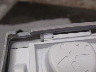 カーゴルーム内装組み立手順 リカバー
