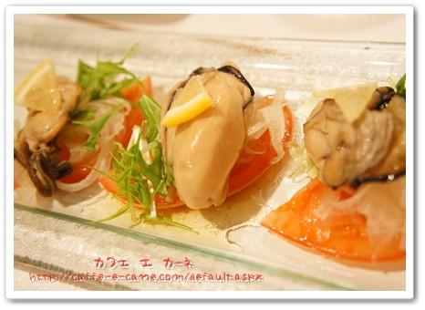 プリップリ牡蠣