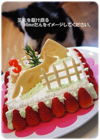 私のケーキですけど?