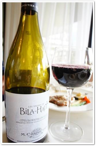 軽めの赤ワイン