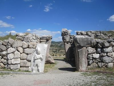 ハッツウシャ遺跡