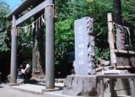 葛原岡神社1