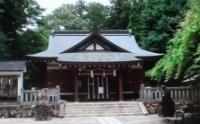 神場山神社1