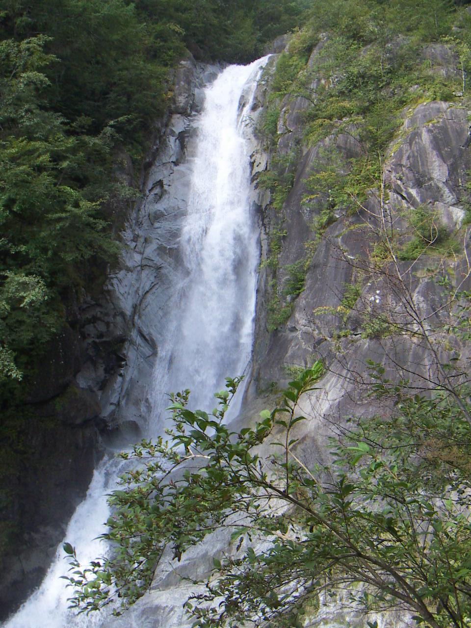 南精進ヶ滝