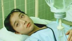 避妊新薬のテスト投薬を受ける理香