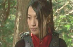 信長のシェフ」でのくの一忍者・楓役の芦名星