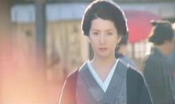 江戸の町を歩く、梵天屋の女主人・風音