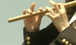 ミツルが吹くエロ笛の音色