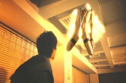 飛ぶ変態仮面