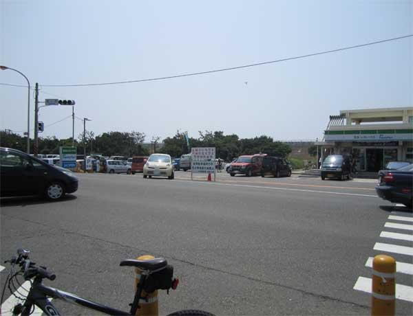 20100612唐原のファミマ