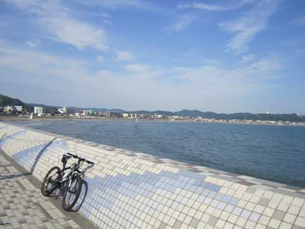 20100617由比ヶ浜を望む