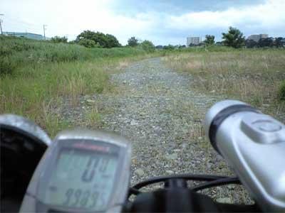 20100620酒匂川河原を走る!