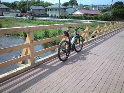 20100704金目サイクリングコース1