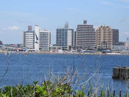 20100717江の島のビーチ