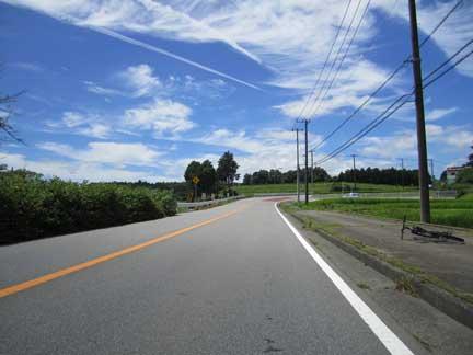 20100718県道394の美しい景色