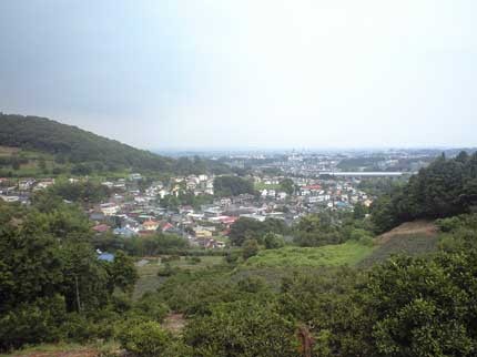 20100813弘法山