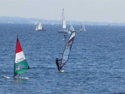 20100918ウィンドサーフィン