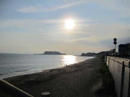 20100918江の島夕陽