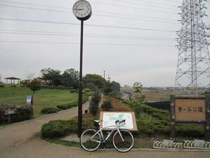 20101024羽田空港へツーリング1