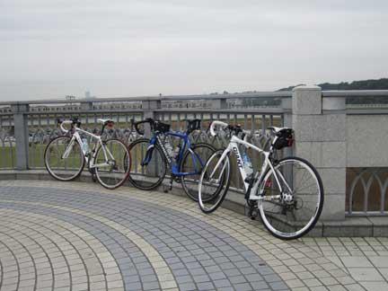 羽田空港へツーリング2