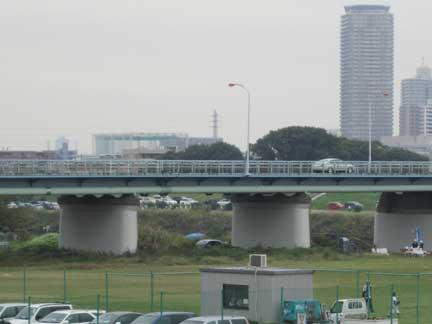 羽田空港へツーリング3