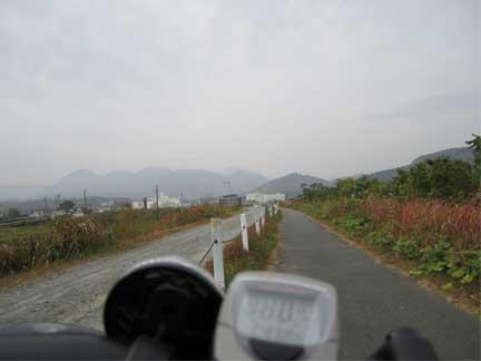 20101114酒匂川サイクリングコース