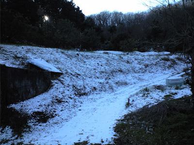 20110110初雪?