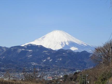 20110213今日の富士山