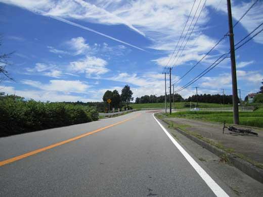 20110513昨年夏の青空