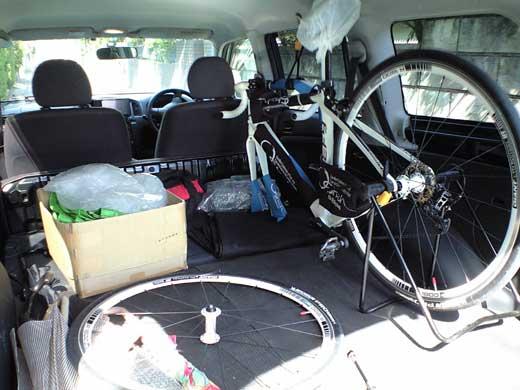 20110514DEFY in Car