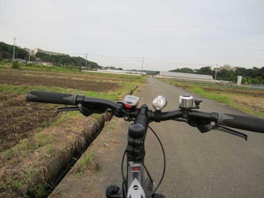 20110524夕方ポタリング with ROCK5000