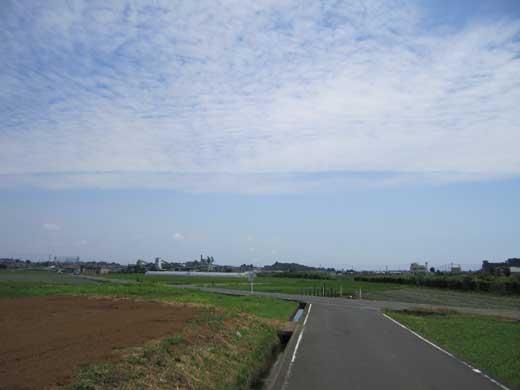 20110711土曜日の空