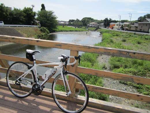 20110806金目サイクリングロードへDEFY