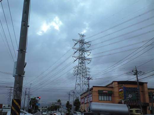 20110904目指す方向は怪しすぎる雲ばかり