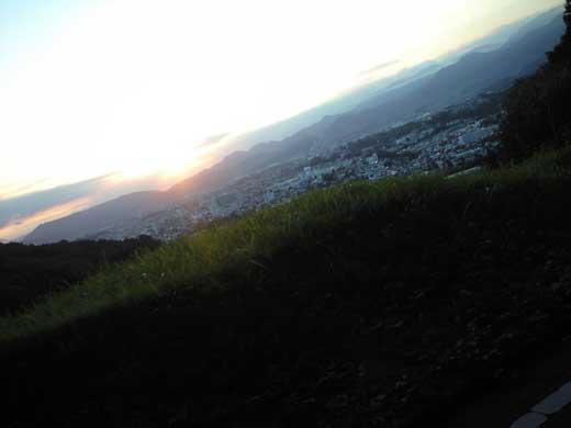 20110914夕日