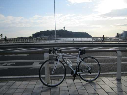 20111123DEFYで江の島