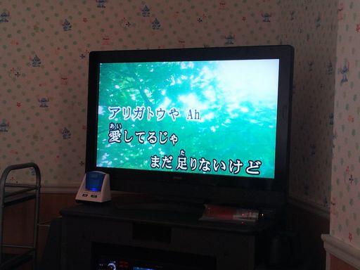 カラオケ②20130414