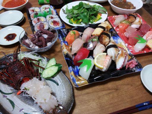 お寿司20130505