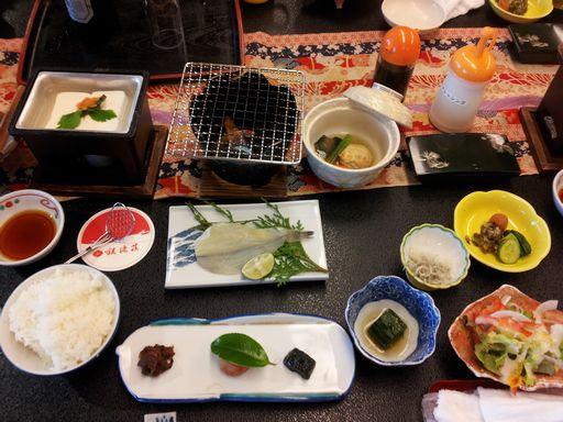 朝ご飯①20130602